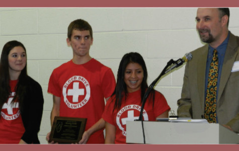 Mitchell, Student Council Named Hemoglobin Heroes