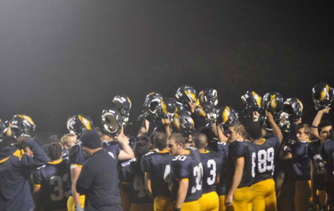 Varsity Football: Key Game Against Willowbrook