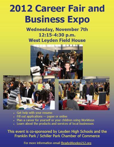 2012 Career Fair and Business Expo