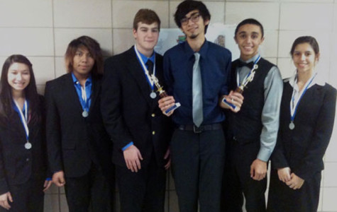 Speech Students Shine At Downers Grove South Tournament