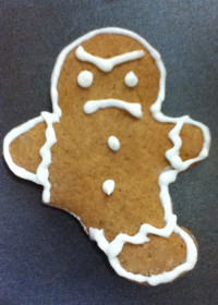 Gingerbread Man part 2
