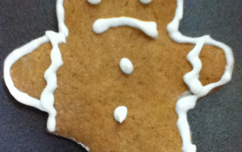 The Gingerbread Man Is Back!