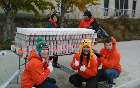 Key Club's Latest Volunteer Effort Included Hot Chocolate
