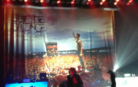 Mitch Lucker Commemoration During Outbreak Tour