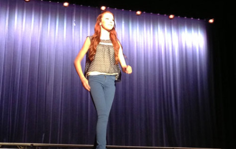 Fashion Show Offered Students A Chance To Express Themselves