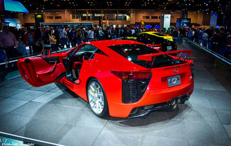 Nation's Largest Auto Show Set to Kick Off
