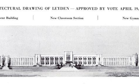 East Leyden High School's Humble Beginnings