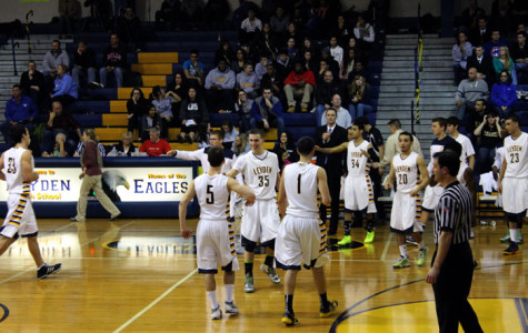 Boys Basketball Team Heading To Regionals