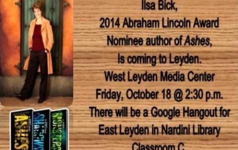 A Special Award Winning Nominee Visits Leyden