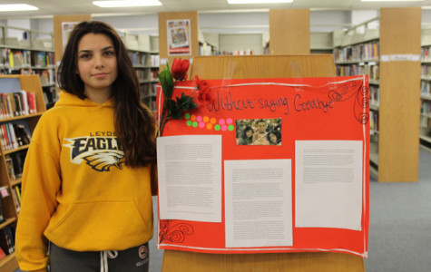 Sophomore Honors English Autobiographical Incident Winners