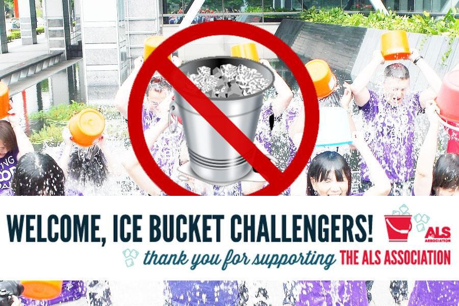 Bucket Challenge Backlash