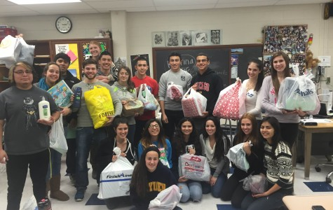 Leyden helps with Lydia Home