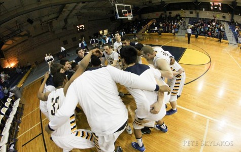 Boys Basketball Ends Season