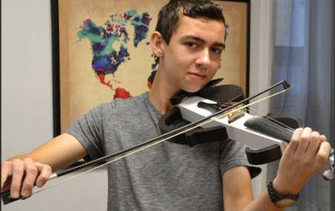 Student Fabian Bartos Amazes Engineering Community With 3D Printed Violin