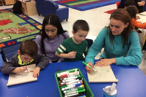 New Year, New Opportunities to Learn: Leyden Preschool