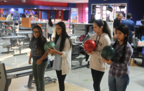 Girl's Bowling Prepares for their Striking Season