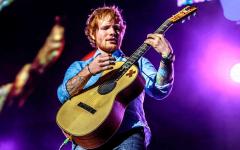 Ed Sheeran begins New Year by breaking silence