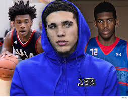 LiAngelo Ball and Teammates Arrested