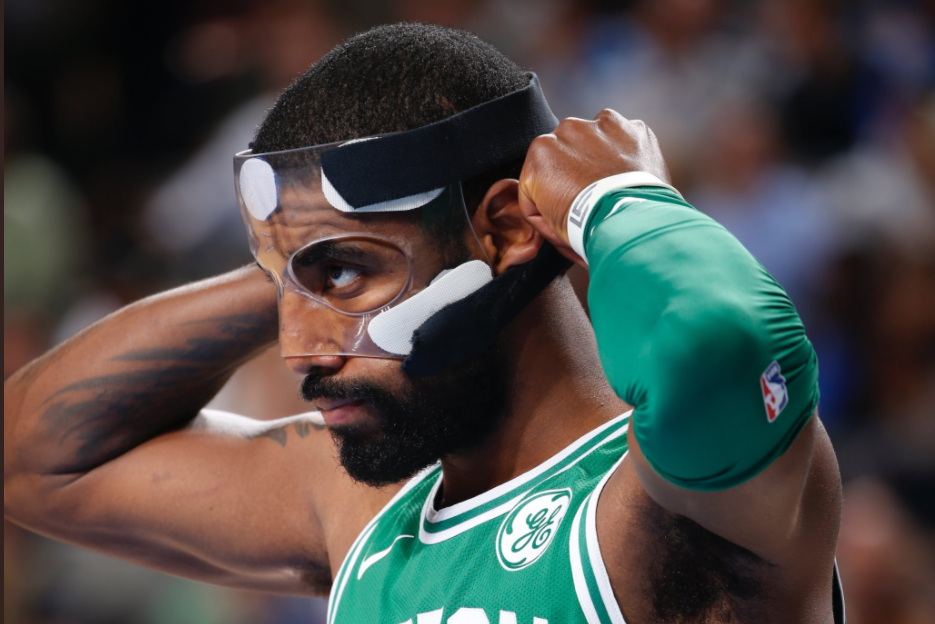 Photo from Boston Celtics Twitter
