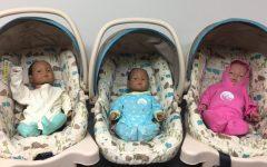 Teens Take Babies Home
