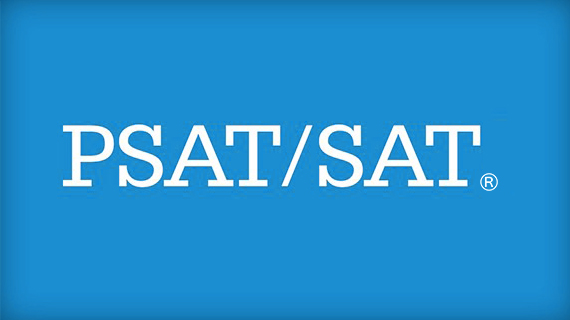 Leyden Students Take on PSAT/SAT Exams