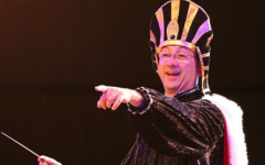 Leyden Band Gears Up for Annual Halloween Concert