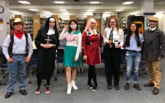 East Leyden's First Halloween Costume Contest