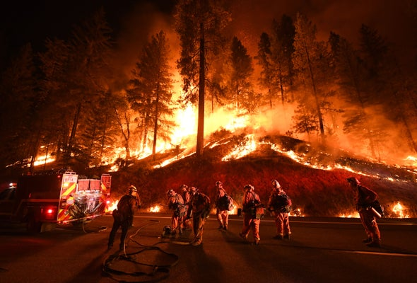 Wildfires: Social Media Influence