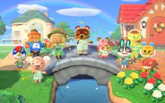 Animal Crossing New Horizons: Social Distancing and Mental Health