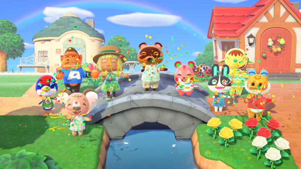 Animal Crossing New Horizons: Social Distancing and Mental Health