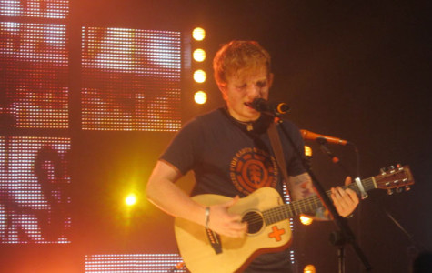 British Musician Ed Sheeran's U.S. Tour Stops in Chicago