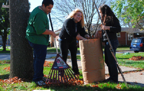 Make a Difference Day is Making It's Way Over to East Leyden