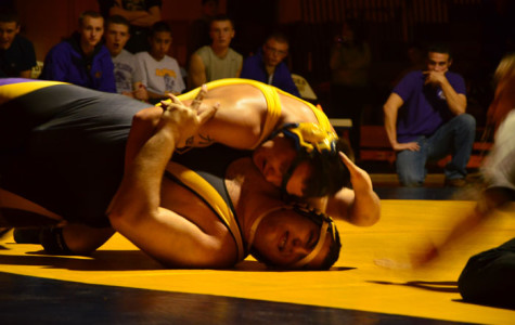 Preview of the First Wrestling Meet of the Season