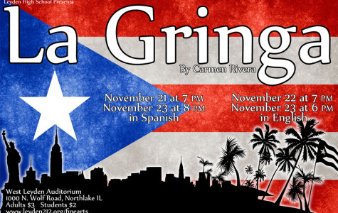 La Gringa: First Bilingual Play at Leyden