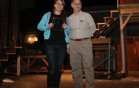 Leyden's First Theatre Technology Founders Award Recipient