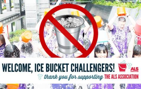 Bucket Challenge Backlash