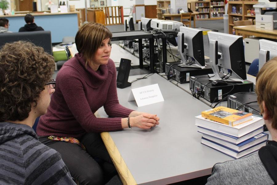 AP Interest Meeting Extends Intrigue in Accelerated Courses