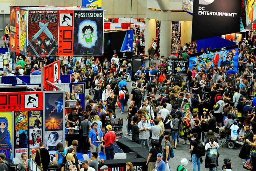 Comic Con Review