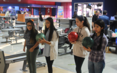 Girl's Bowling Prepares for their Striking Season