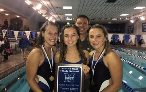 Girls Swimming Season
