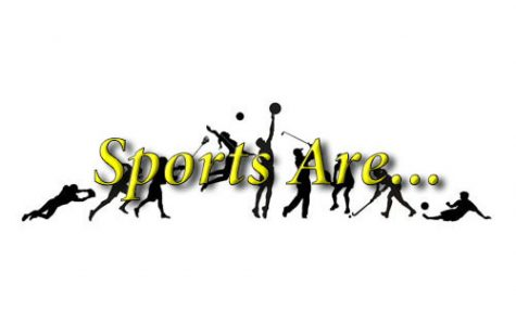 Sports are...
