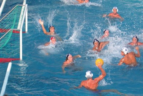 Water Polo Slated for March