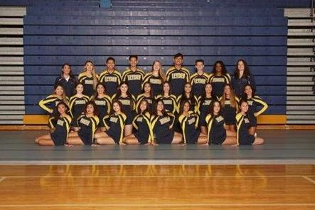 Cheer Brings it on for Competition Season